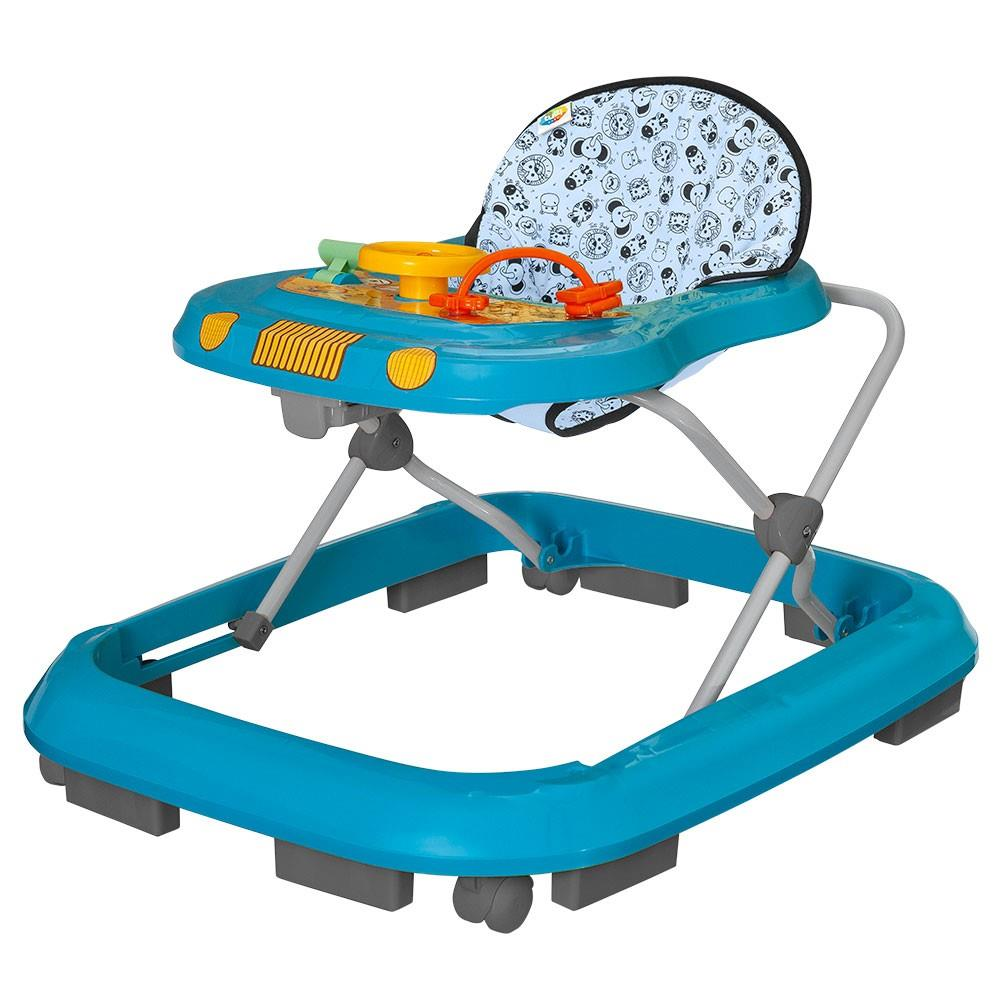Andador Safari 02003.32 Azul Tutti Baby