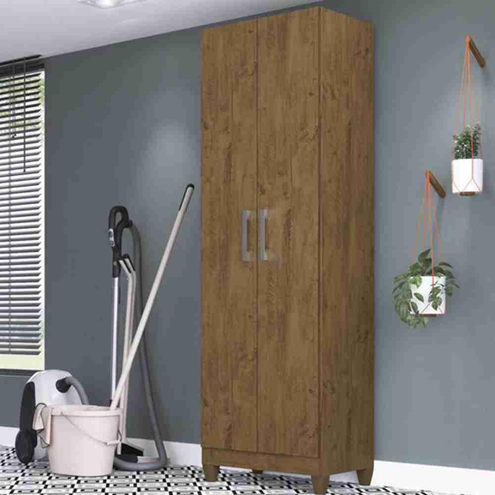 Armário Multiuso New Iris Castanho Wood 902331 Moval