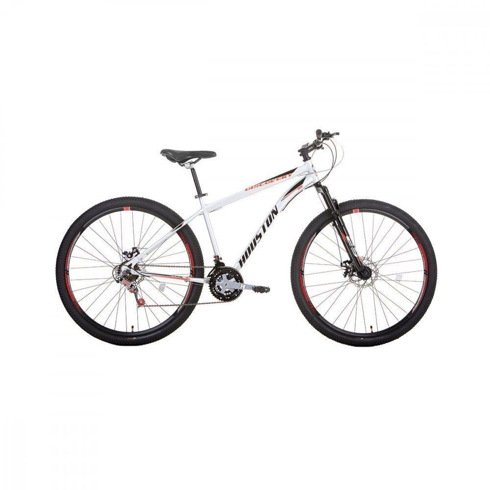 Bicicleta 29 Discovery DSN291R Prata Houston