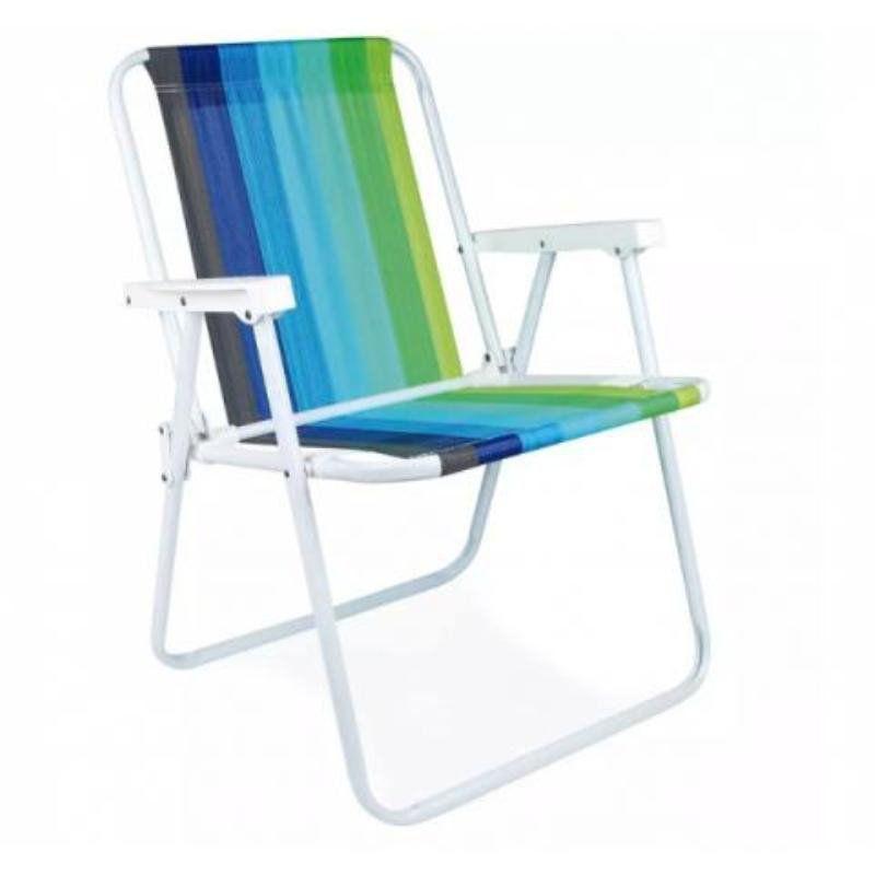 Cadeira Aço Alta Ref. 2002 Mor