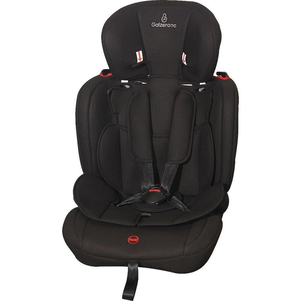 Cadeira para Auto Dorano II 8015 Preto Galzerano