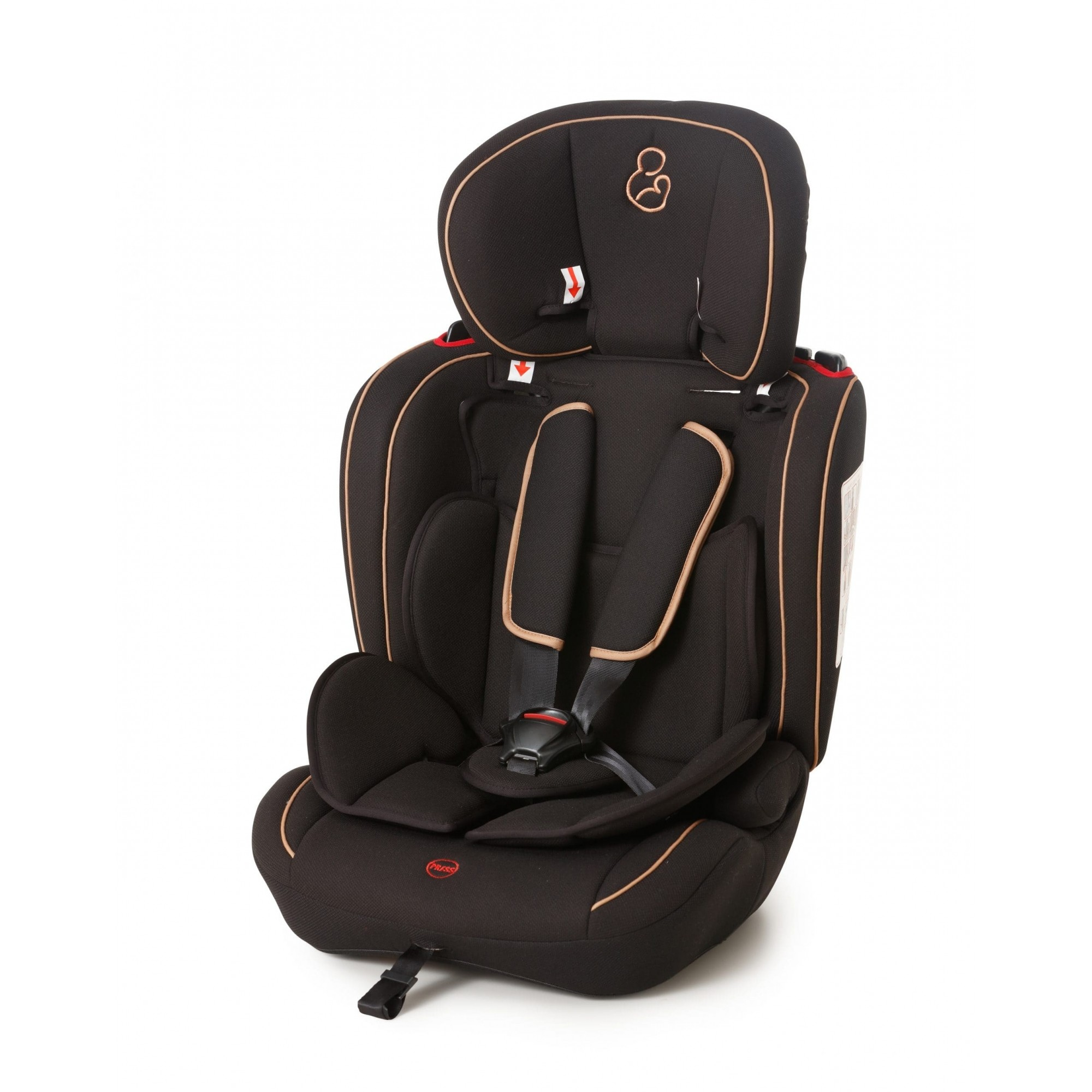 Cadeira para Auto Ravi 8007 Preta Galzerano