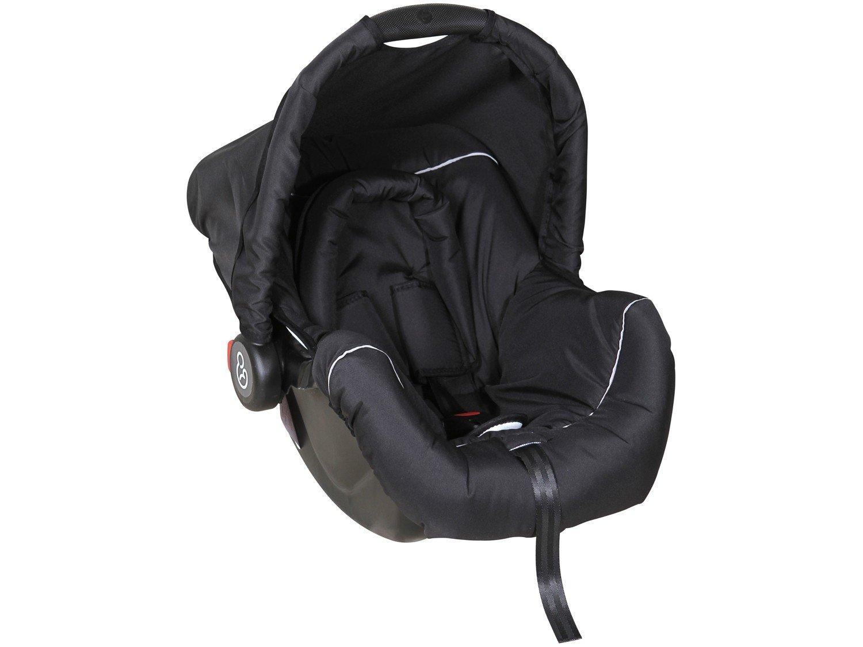 Cadeira Piccolina 8140 Preto/Cinza Galzerano