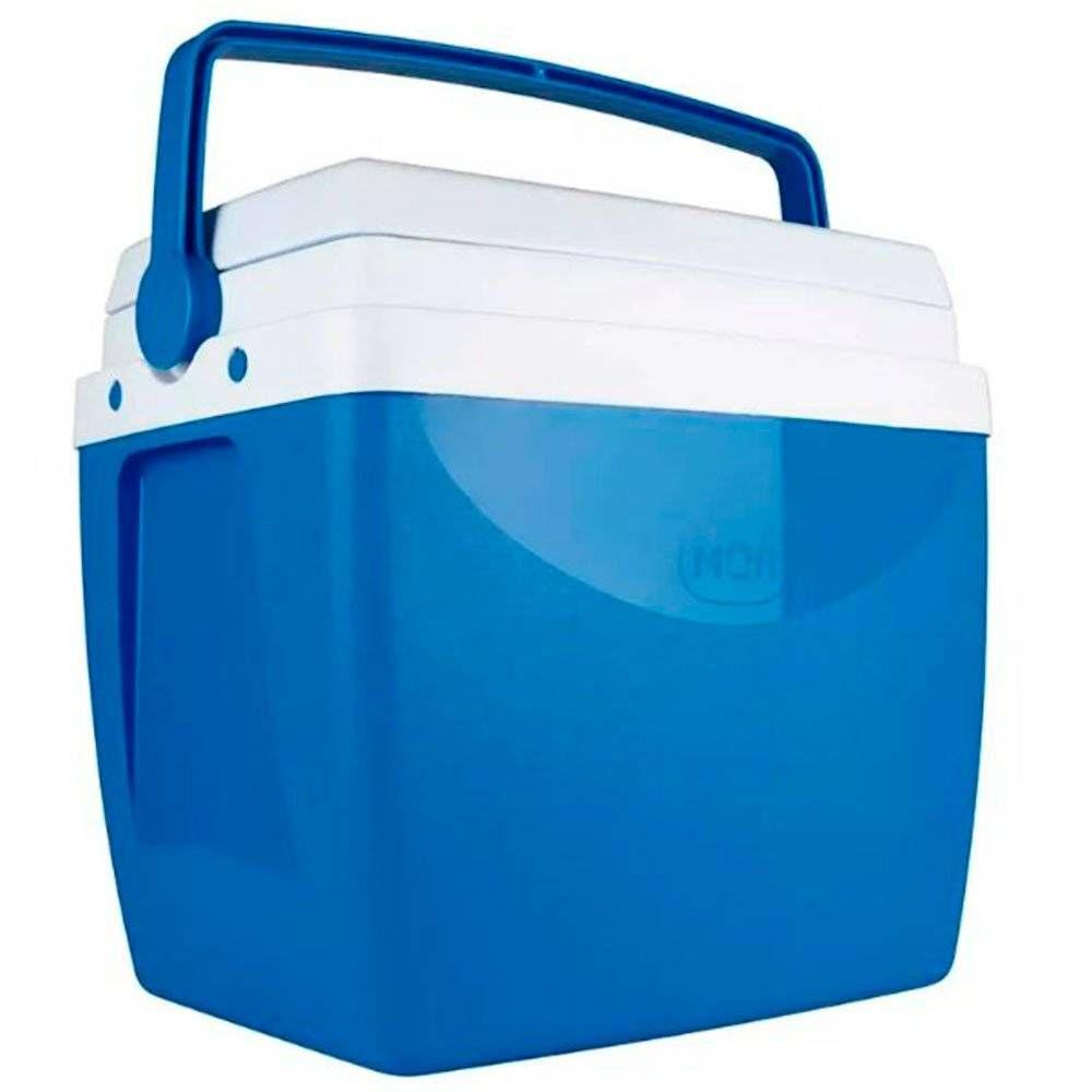 Caixa Térmica 34L Ref.25108161 Azul Mor