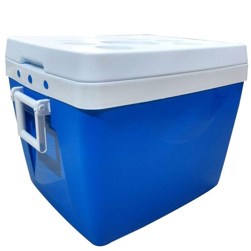 Caixa Térmica 75L Ref,25108191 Azul Mor