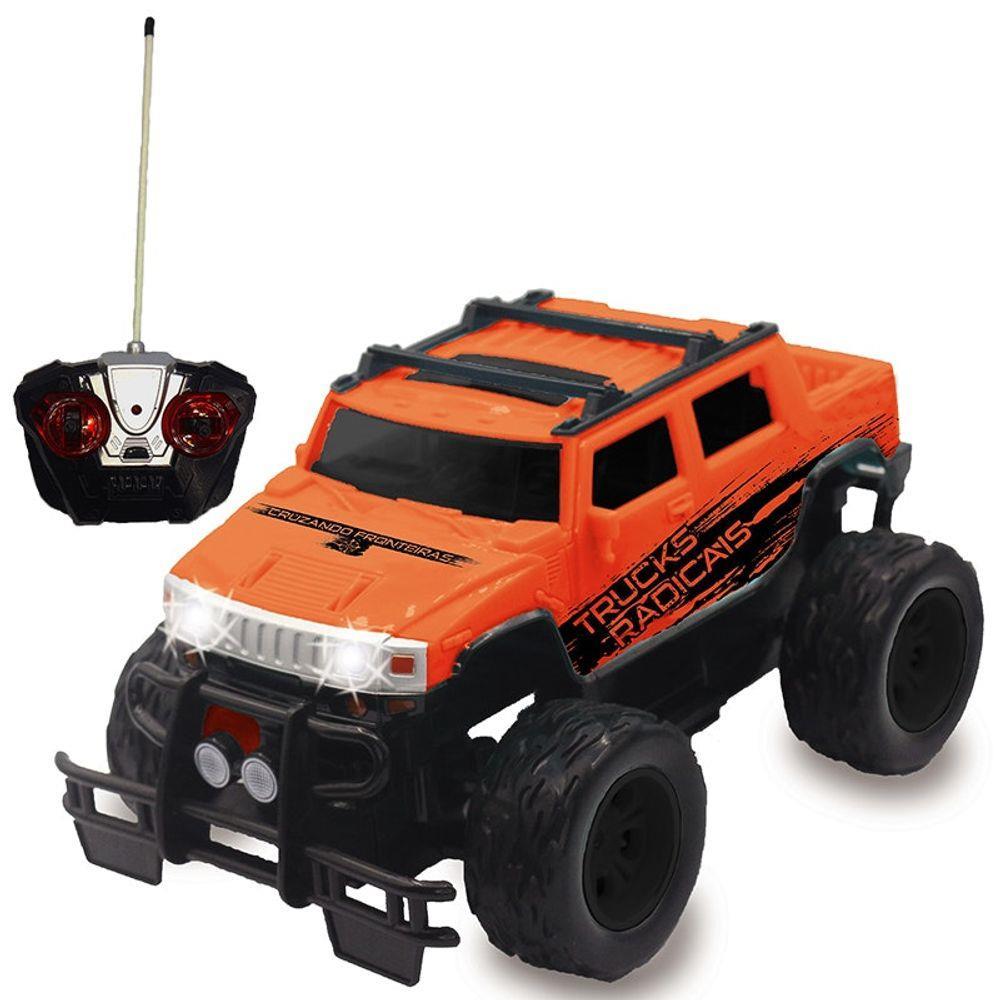 Carro com Controle Truck Radicais CT1819-4 Unik