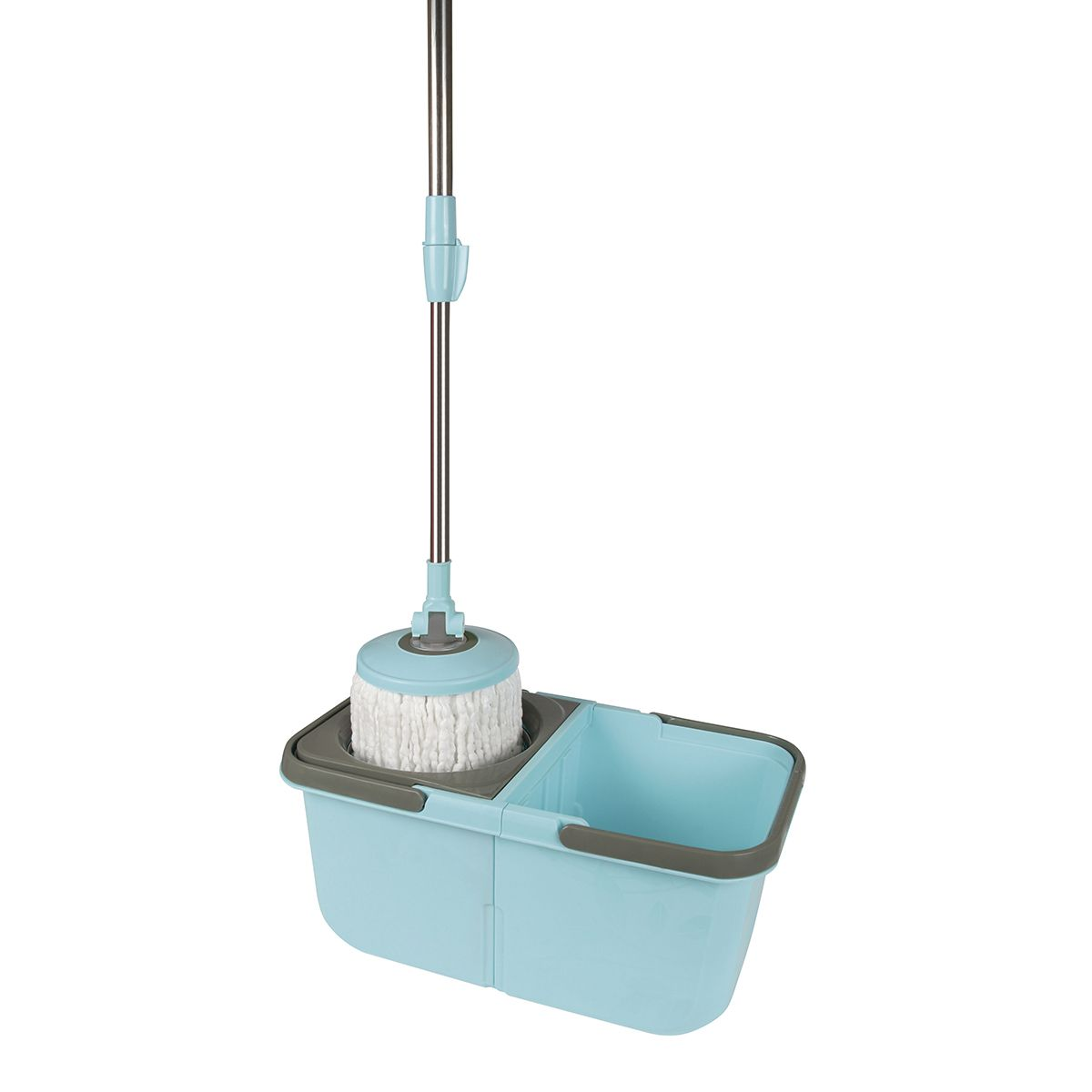 Esfregão Mop Premium Limpeza Prática 8,5L Ref.8297 Mor