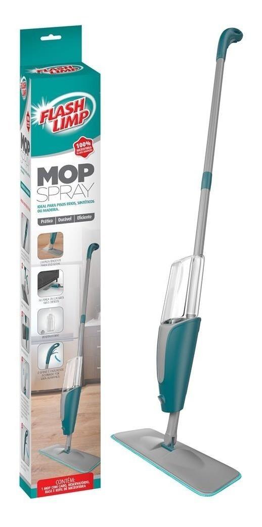 Esfregão Mop Spray MOP7800 Flash Limp