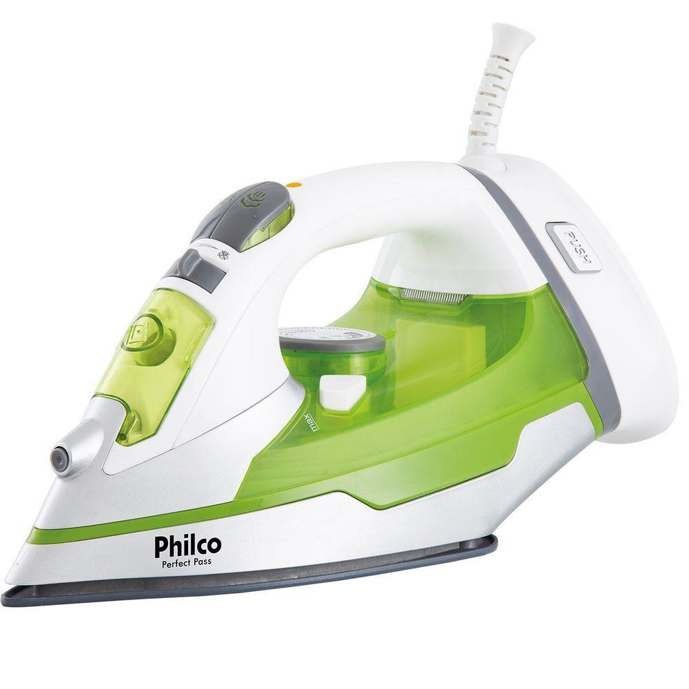 Ferro Vapor PFV2000 Perfect Pass 127V  Verde 53601028 Philco
