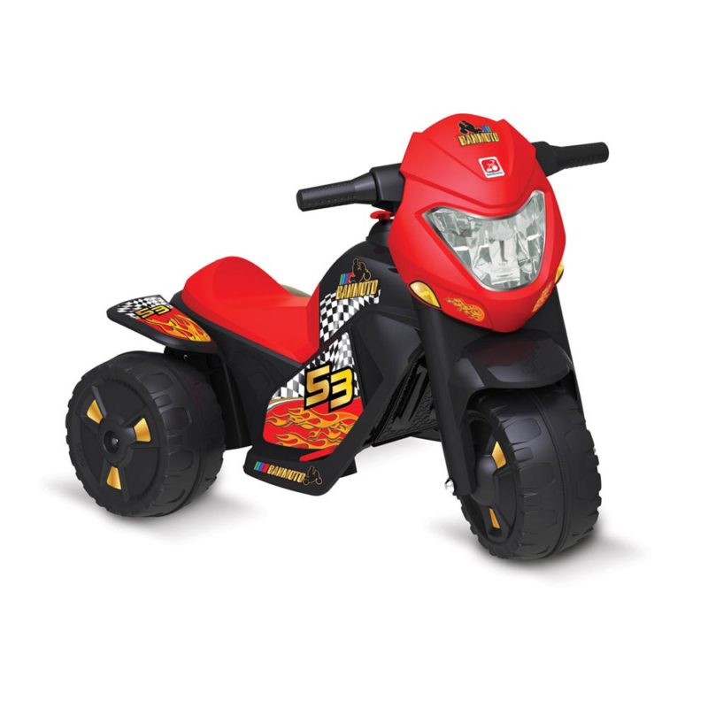 Moto Elétrica Banmoto 2592 Bandeirante