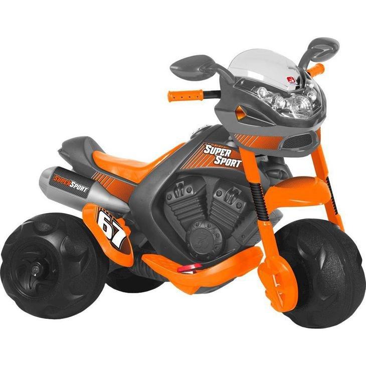 Moto Elétrica Supersport 2594 Bandeirante