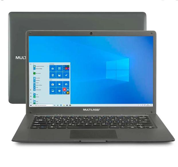 Notebook PC130 I.Quad Core Windows 2GB/32HD CZA Multilaser