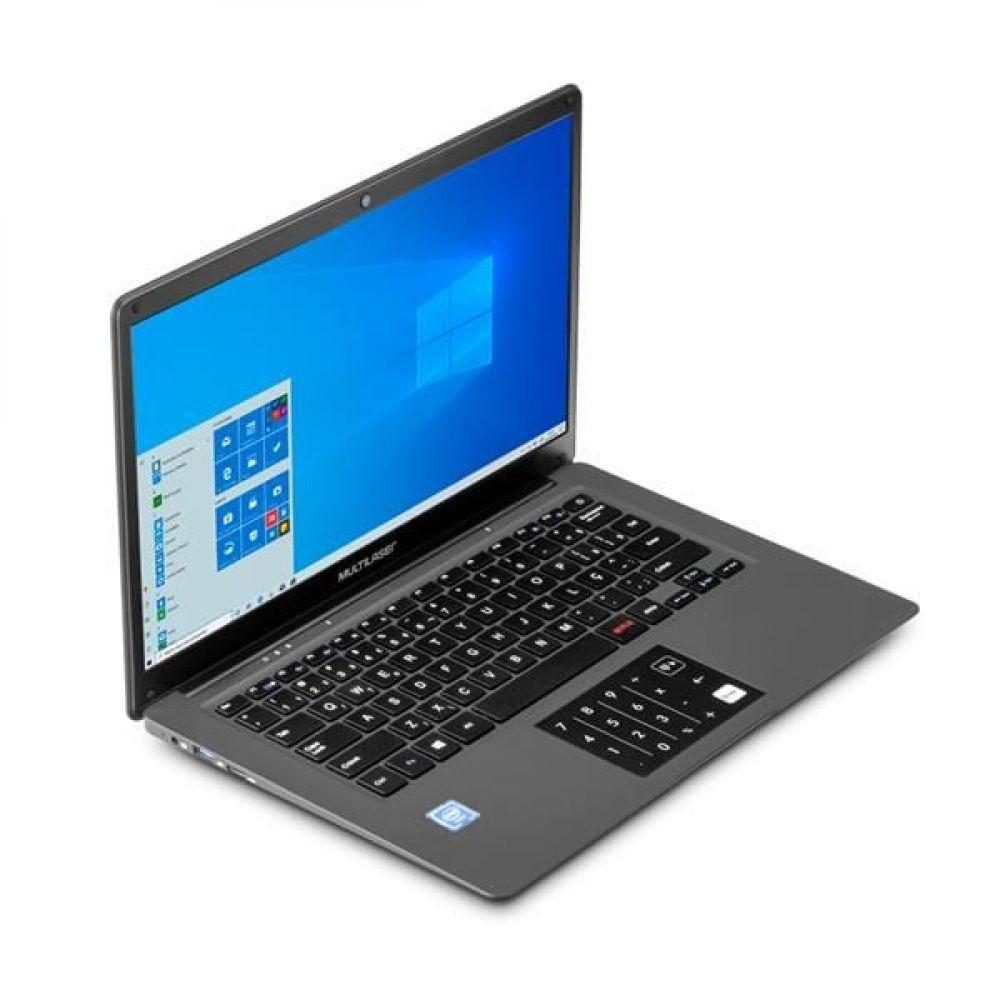 Notebook PC131 Legacy Cloud I.ATOM W10 2GB/32HD CZ Multilaser