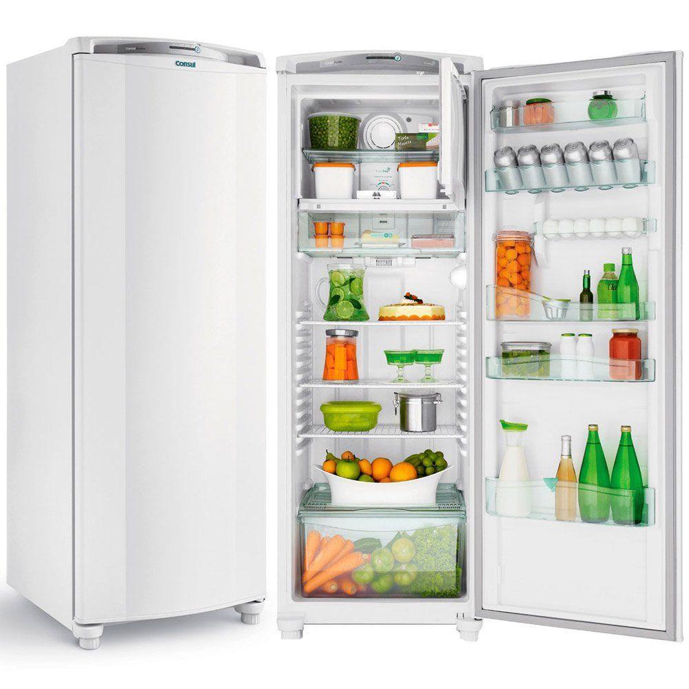 Refrigerador.342 Litros Frost Free Branco 127V CRB39AB Consul