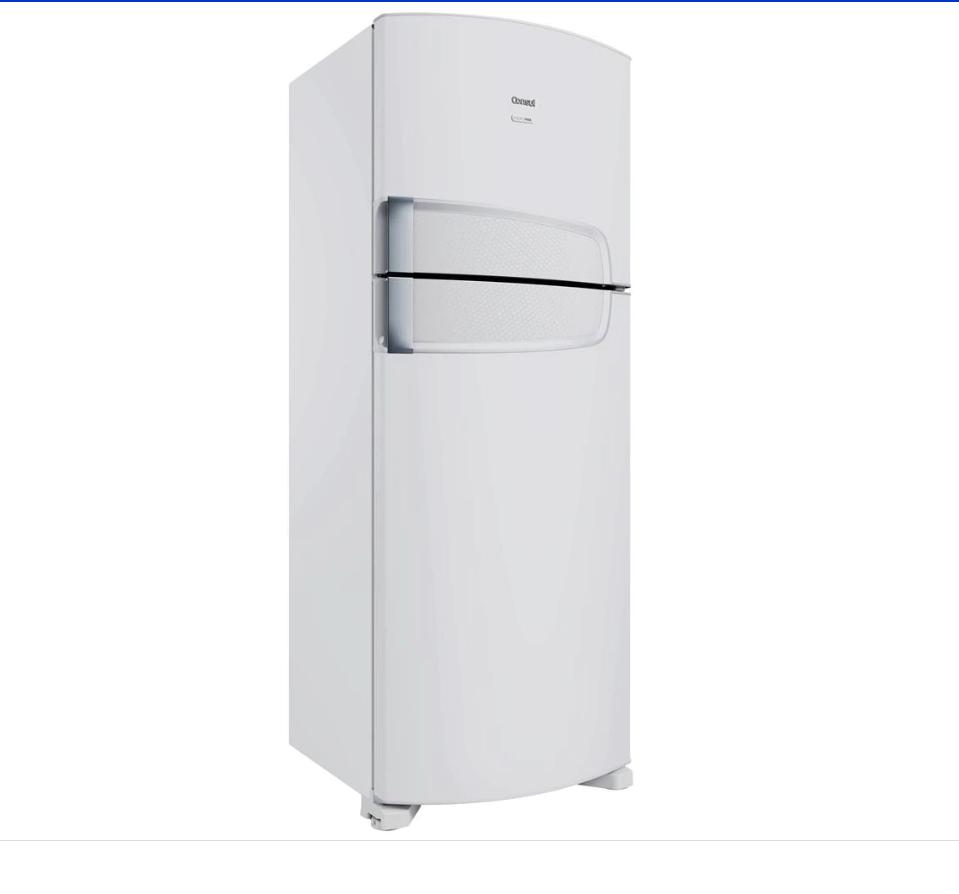 Refrigerador 415 Litros Duplex Cycle Defrost Branco 127V CRD46AB Consul