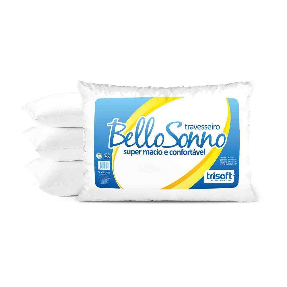 Travesseiro Bello Sono 45X65 C209 Trisoft