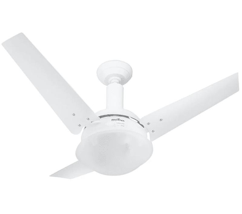 Ventilador Teto Cancun Branco 127V 33011004 Britânia