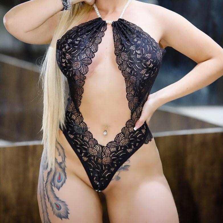 Body Tailandês Lacrador