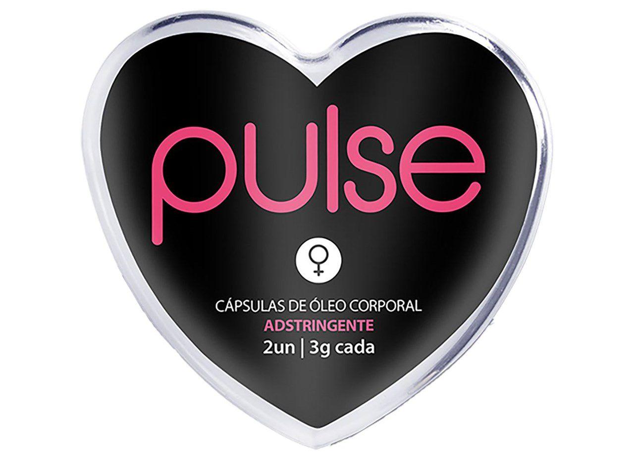 Bolinha Pulse Adstringente com 2 unidades