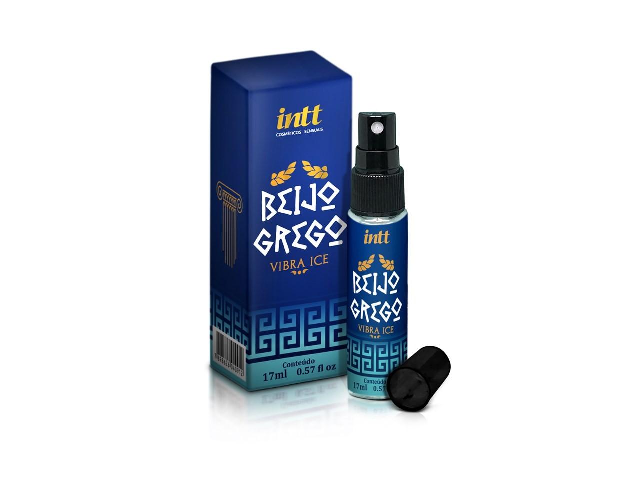 Excitante anal beijável Beijo Grego 17 ml