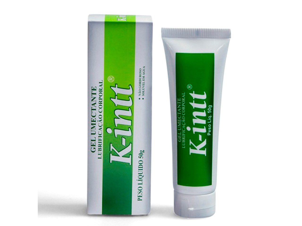 Lubrificante a base d'água K-Intt 50g