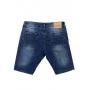 Bermuda Crawling Premium Jeans Masculina
