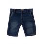 Bermuda Infantil Jeans Moletom Crawling