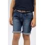 Bermuda Jeans Infantil Crawling C/Cinto