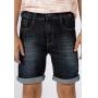Bermuda Jeans Masculina Crawling