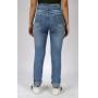 Calça Crawling Jeans Feminina com Cinto