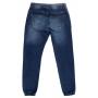 Calça Crawling Jogger Jeans Moletom Masculina