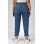 Calça Feminina Slouch Jeans Crawling C/Cinto