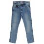 Calça Infantil Bebê Feminina Crawling Jeans