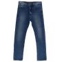 Calça Infantil Jeans Moletom Crawling