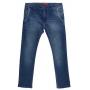 Calça Jeans Infantil Crawling Masculina Eco Dye
