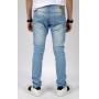 Calça Jeans Masculina Skinny Crawling