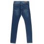 Calça Masculina Skinny Jeans Moletom