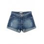 Short Comfort Jeans Feminino Crawling