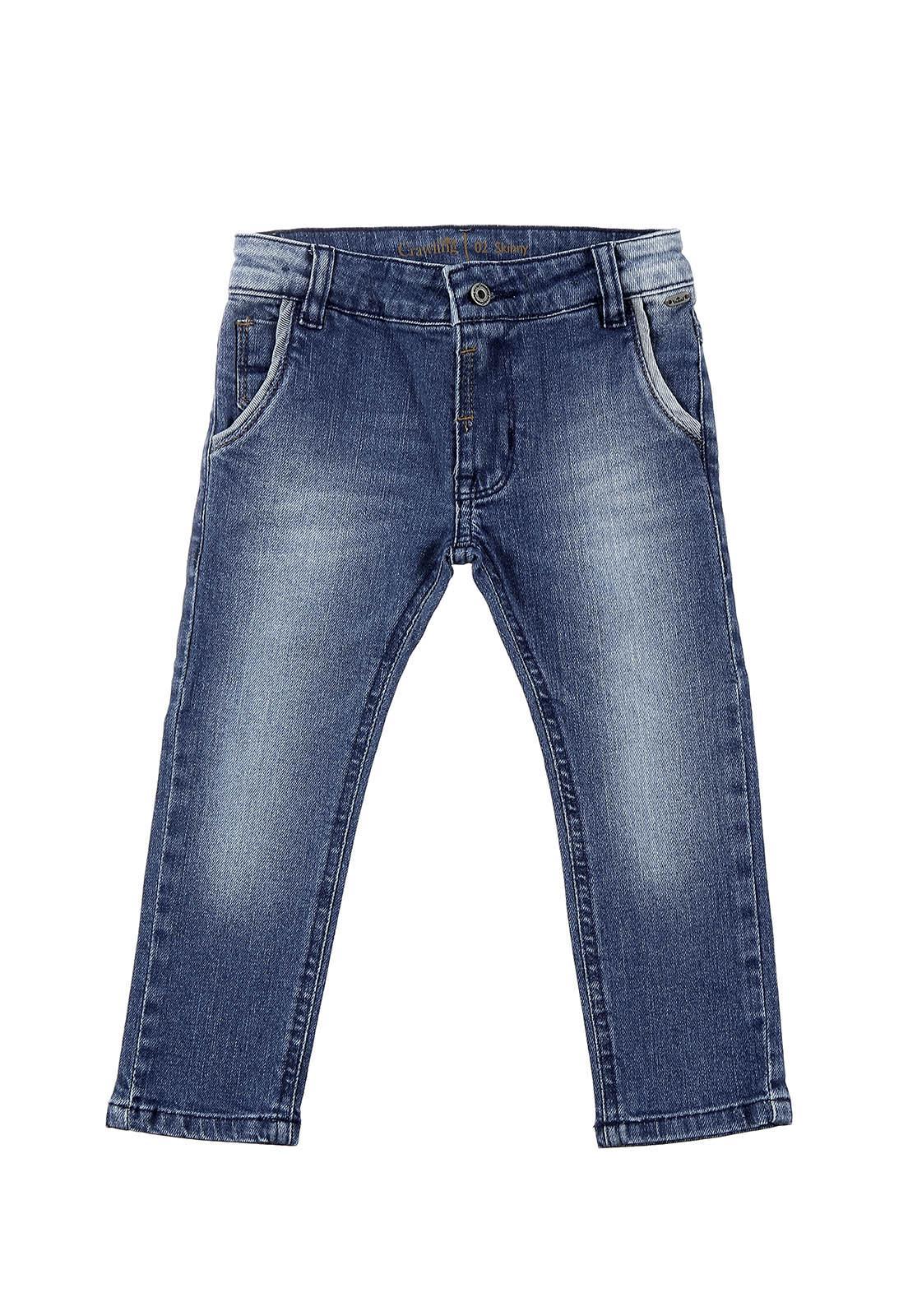 Calça Crawling Jeans Eco Dye Skinny