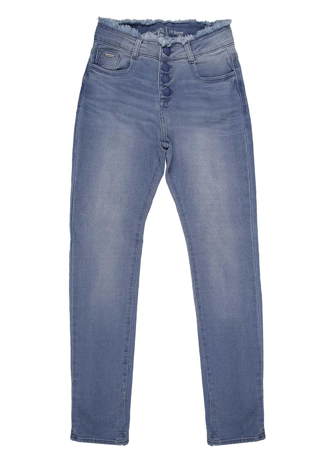 Calça Crawling Jeans Feminina