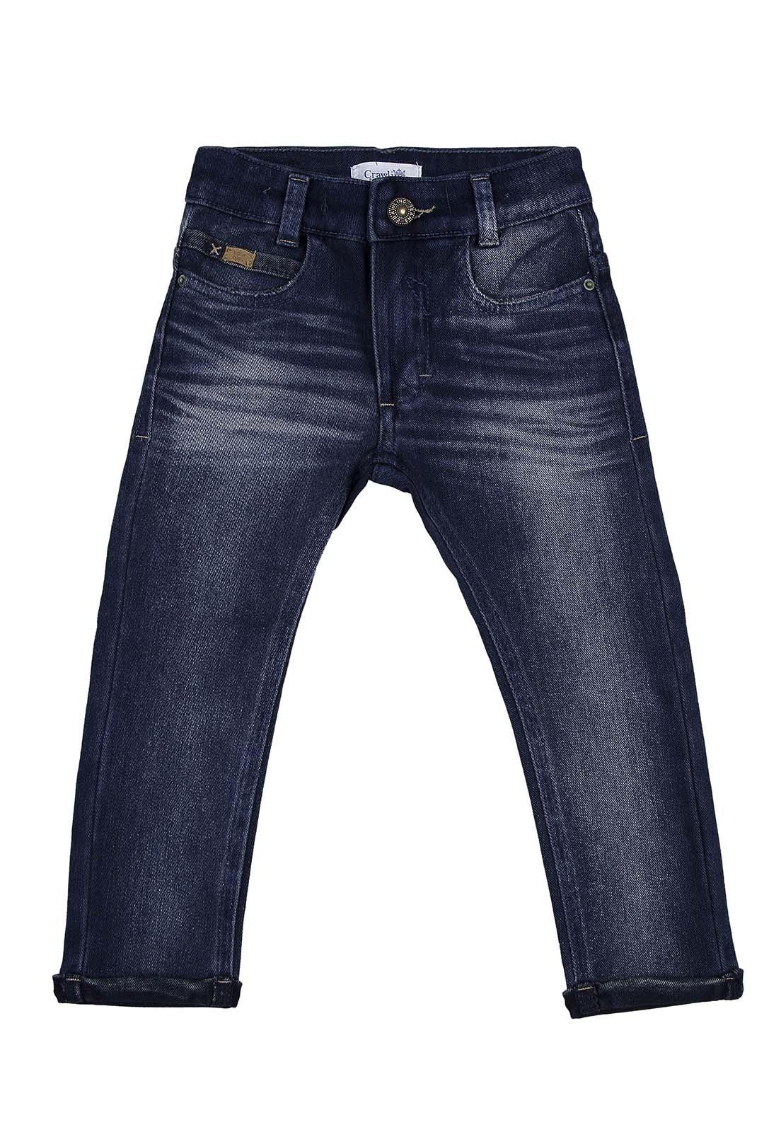 Calça Crawling Jeans Masculina Skinny