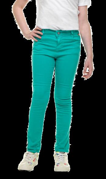 Calça Feminina Crawling Skinny Color Verde