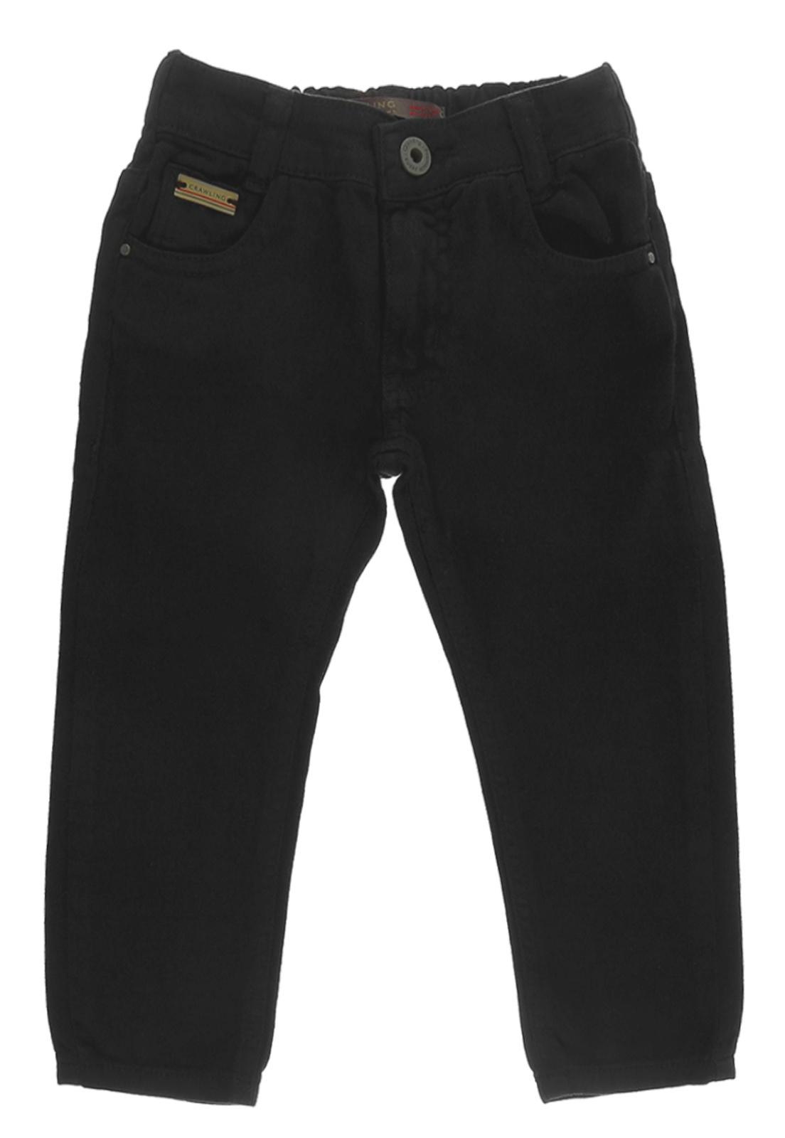 Calça Infantil Skinny Jeans Crawling