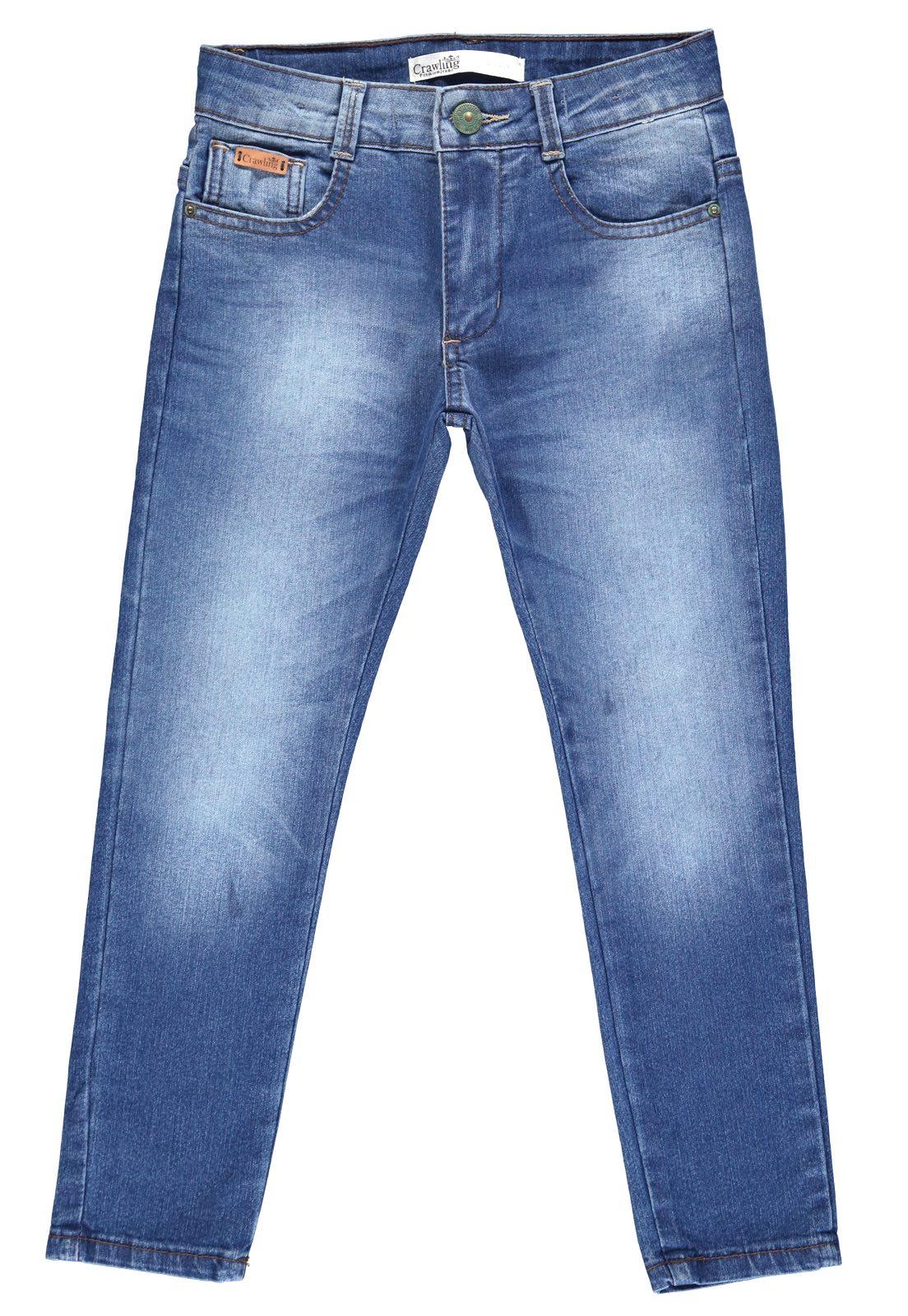 Calça Masculina Crawling Skinny  Jeans