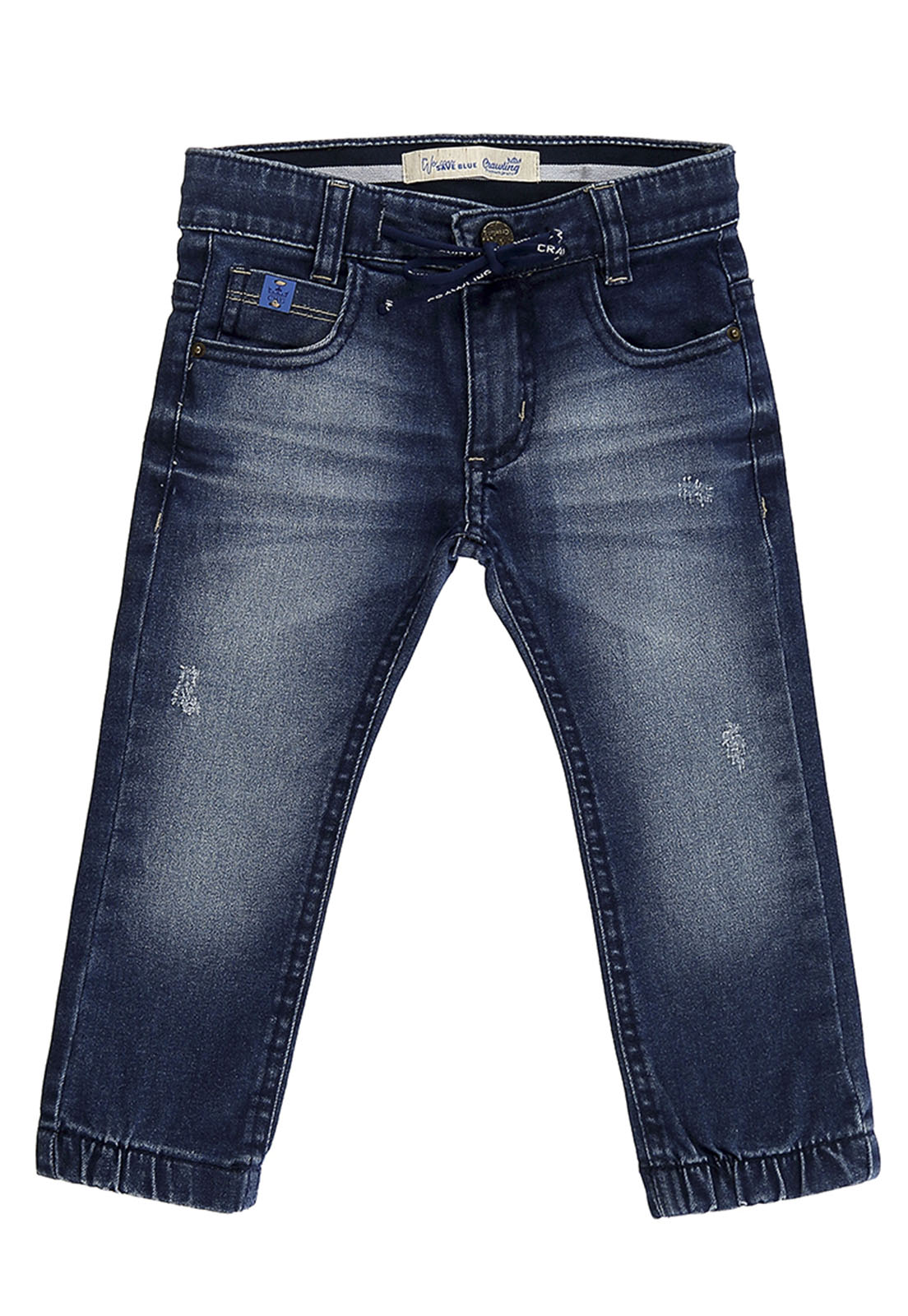 Calça Masculina Jogger Crawling  Jeans