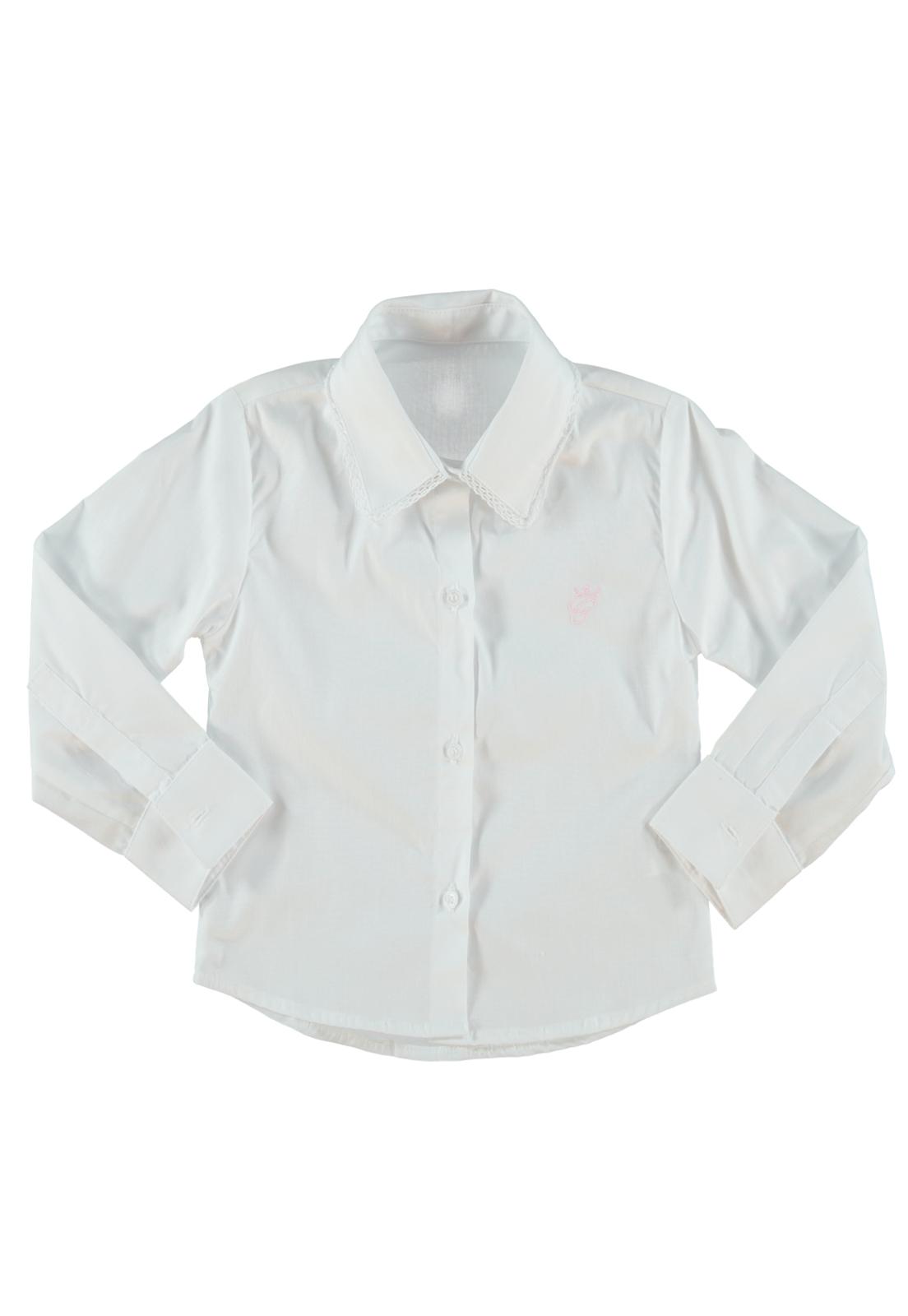Camisa Feminina Bebê 1 ao 3