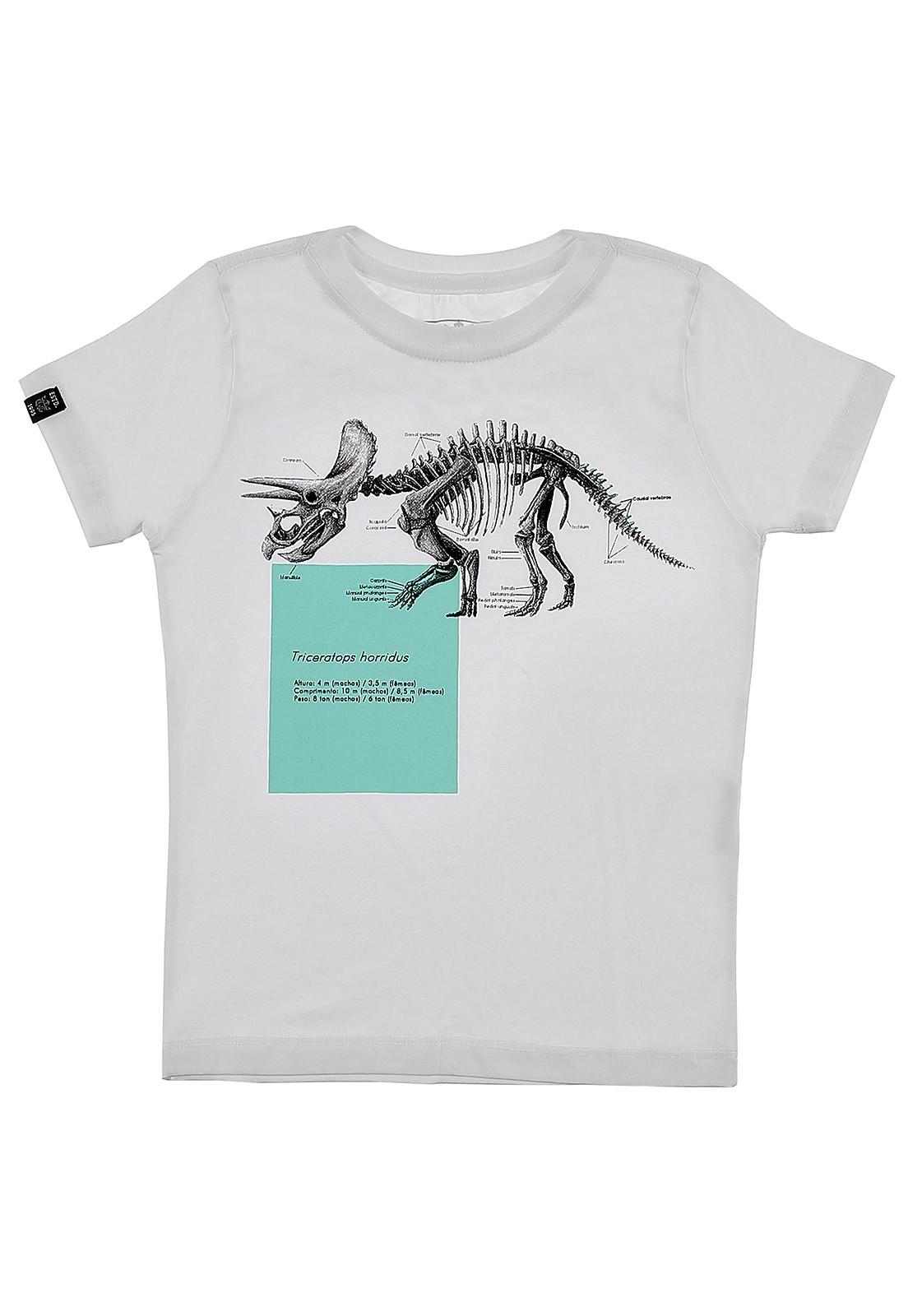 Camiseta Crawling Masculilna Manga Curta.