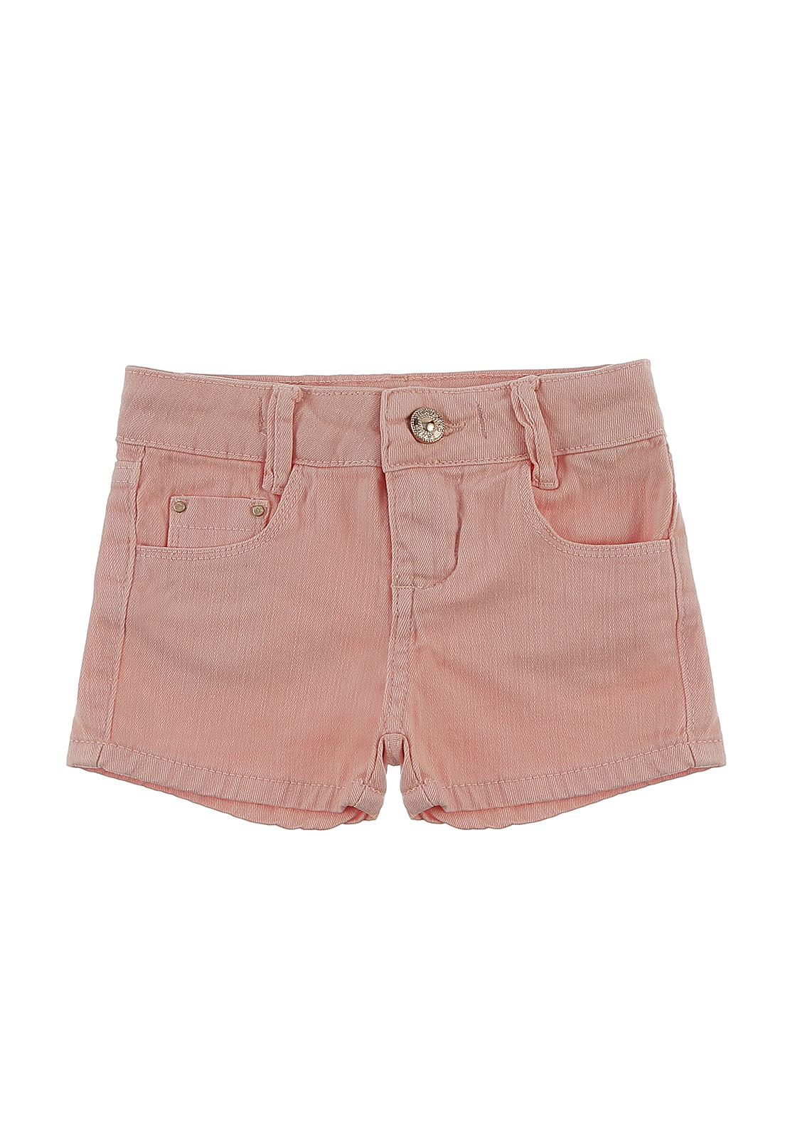 Short Baby Girl Crawling Jeans