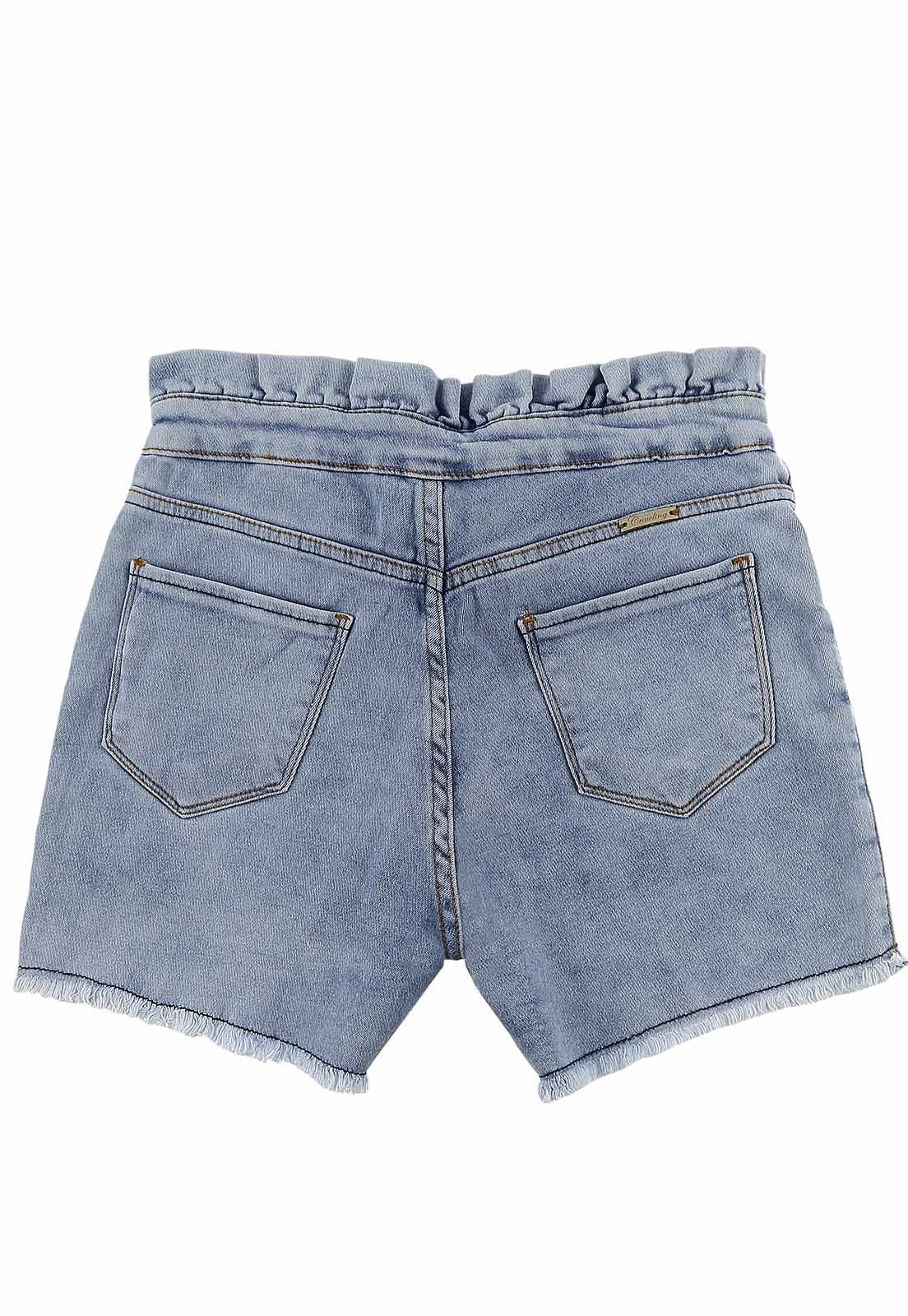 Short Crawling Jeans Clochard