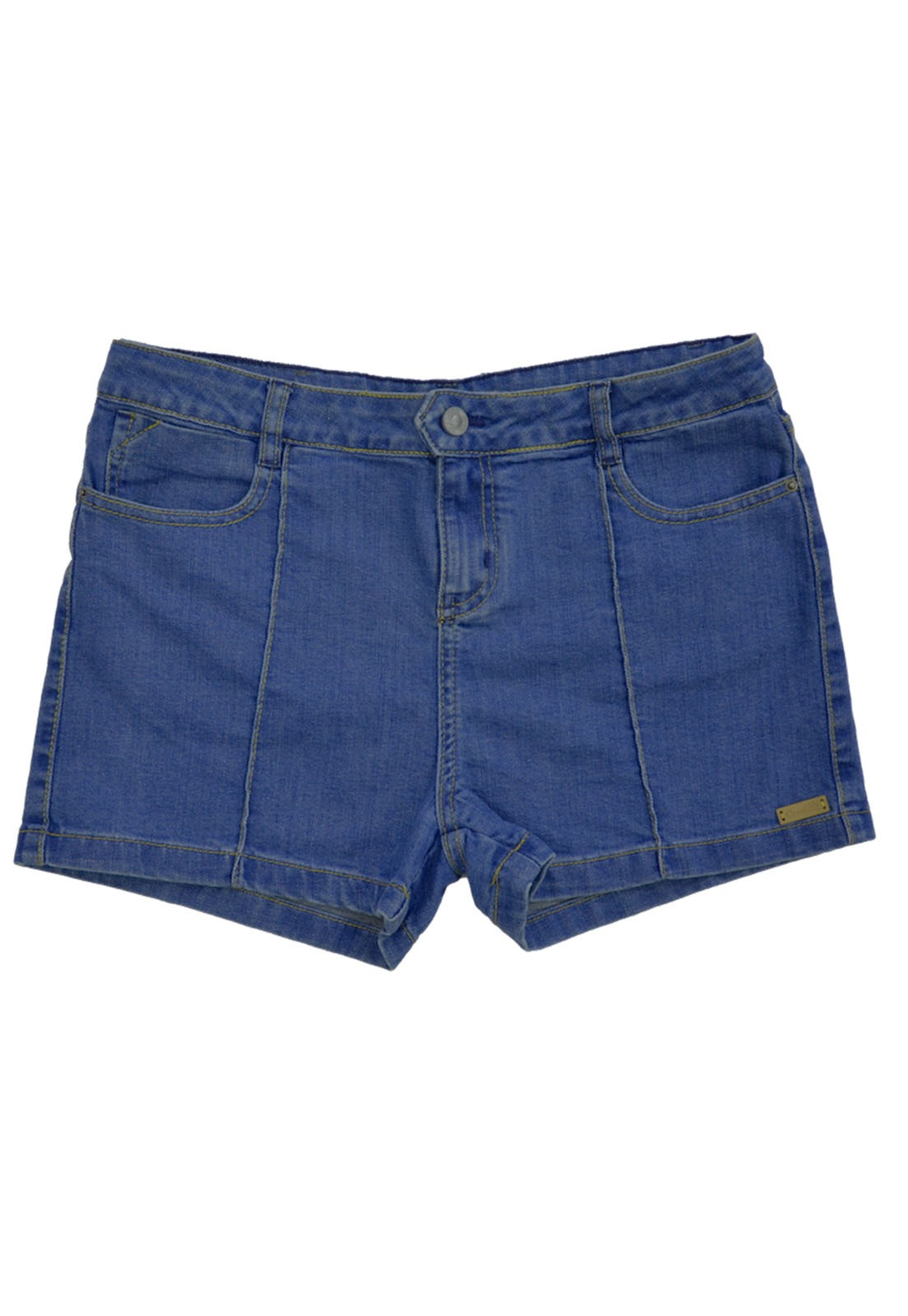Short Feminino Crawling Jeans